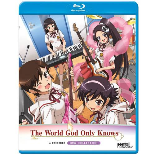 The World God Only Knows OVA Collection (Blu-ray) (Widescreen)