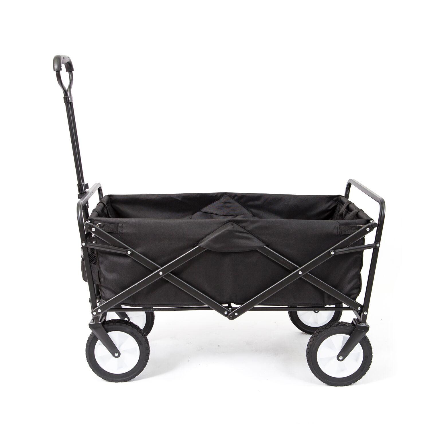 Mac Sports Folding Wagon Walmart Wwwimagenesmicom