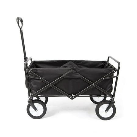 Mac Sports Collapsible Folding Frame Outdoor Garden Utility Wagon Cart 0f00619b74