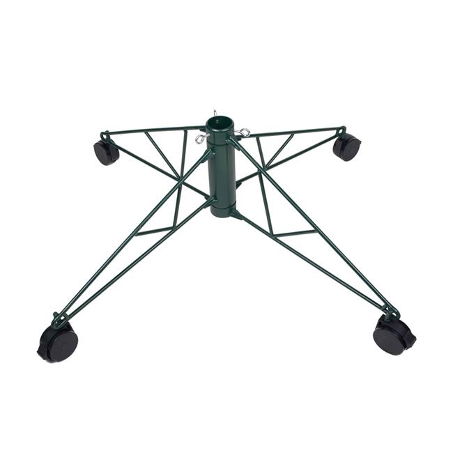 6.5 to 7.5 ft. Rolling 1.25 in. Pole Tree Stand - 21 in. - image 1 de 1