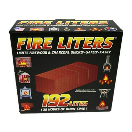 Corn Log - FIRE LOG LITER 192PK