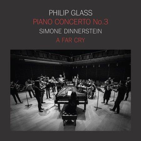 Simone Dinnerstein - Philip Glass: Piano Concerto No.3 - Vinyl ()