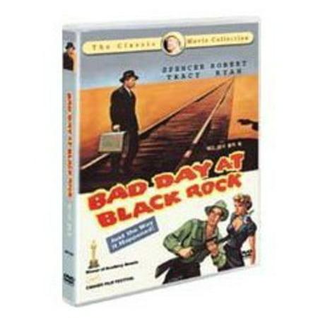 Bad Day at Black Rock (DVD) (Bad Hair Day Movie)