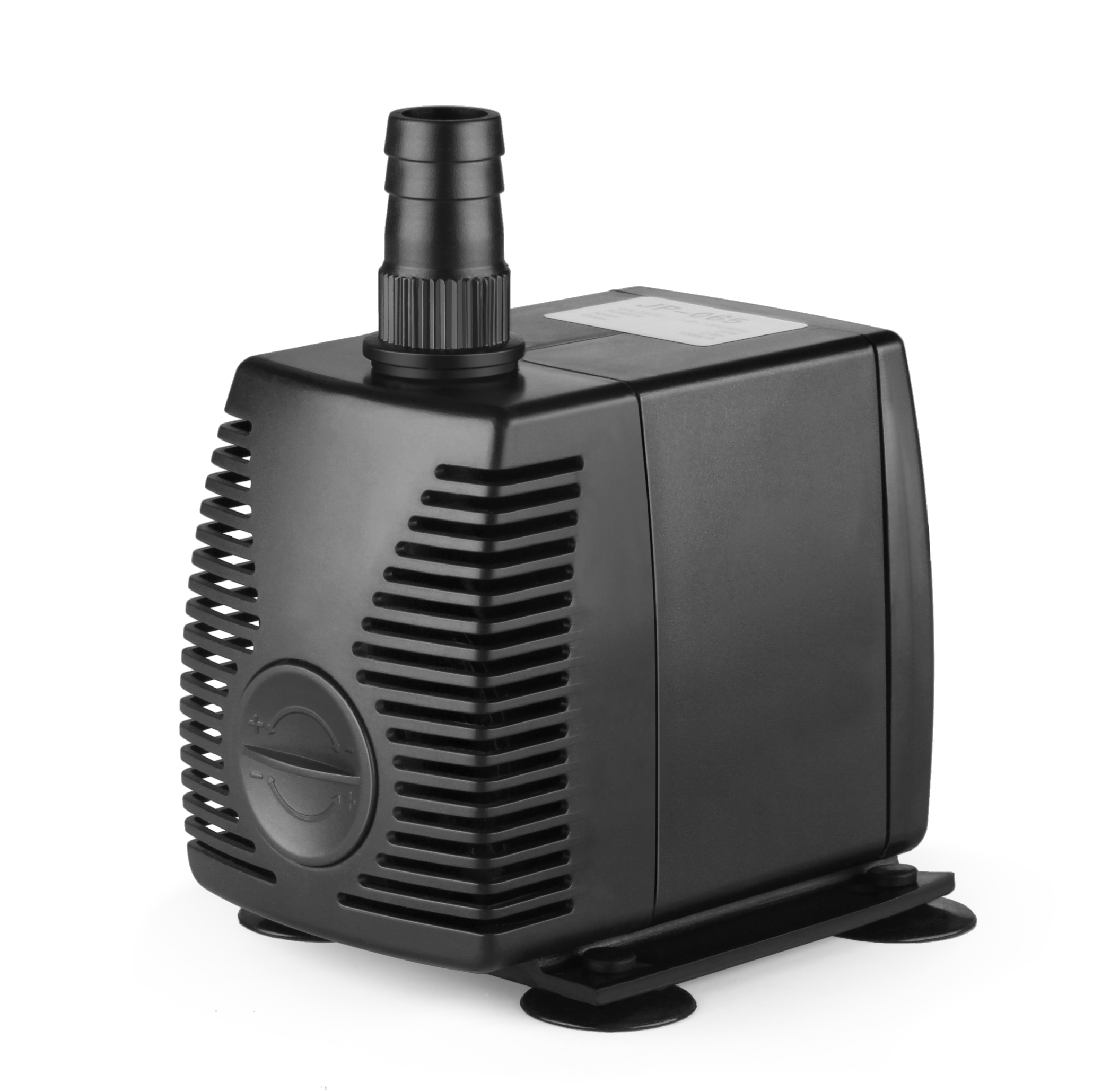 Submersible Water Pump Powerhead 320 GPH with Adjustable Flow Rate Suction Cup Mount for Aquarium Fish Tank Fountain Pond Spout Statuary Hydroponic System