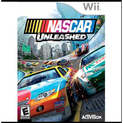 Cokem International Preown Wii Nascar: Unleashed by Firebrand Games
