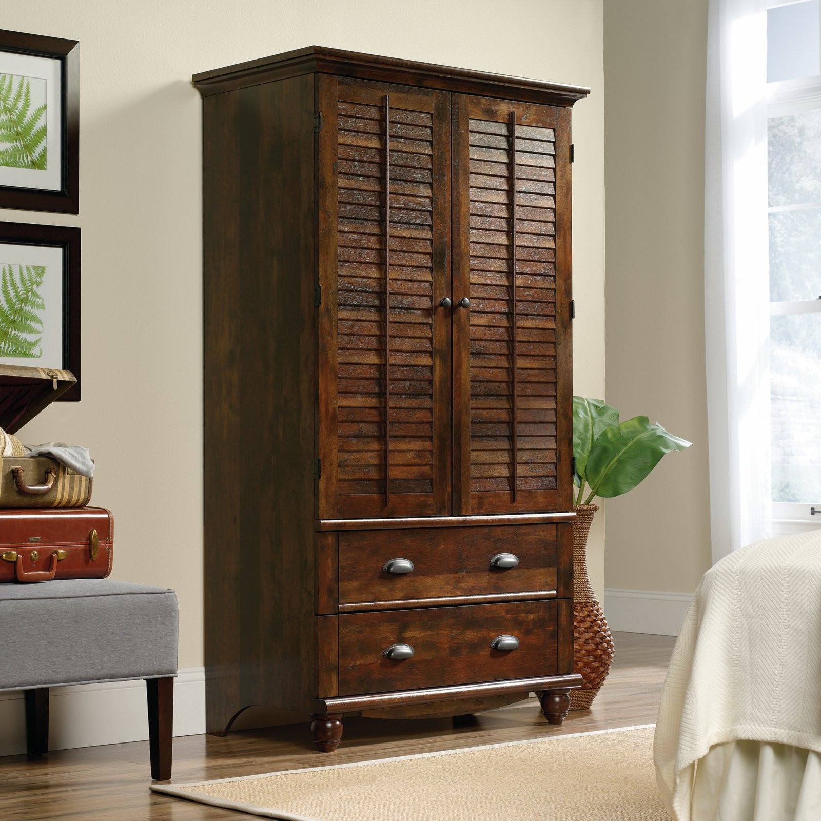 Sauder Harbor View Armoire by Sauder