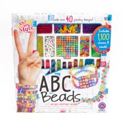 Just My Style? ABC Beads Jewelry Kit by Horizon Group USA