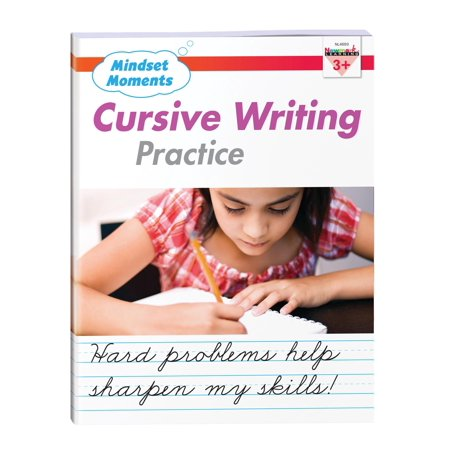 Hand Writing Practice (Mindset Moments Handwriting Practice Cursive Gr.)