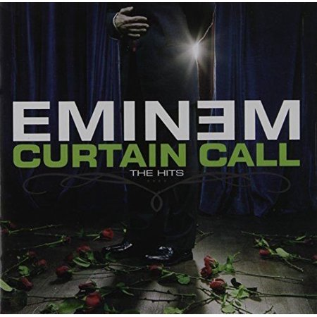 Eminem - Curtain Call: The Hits (Edited) (CD)