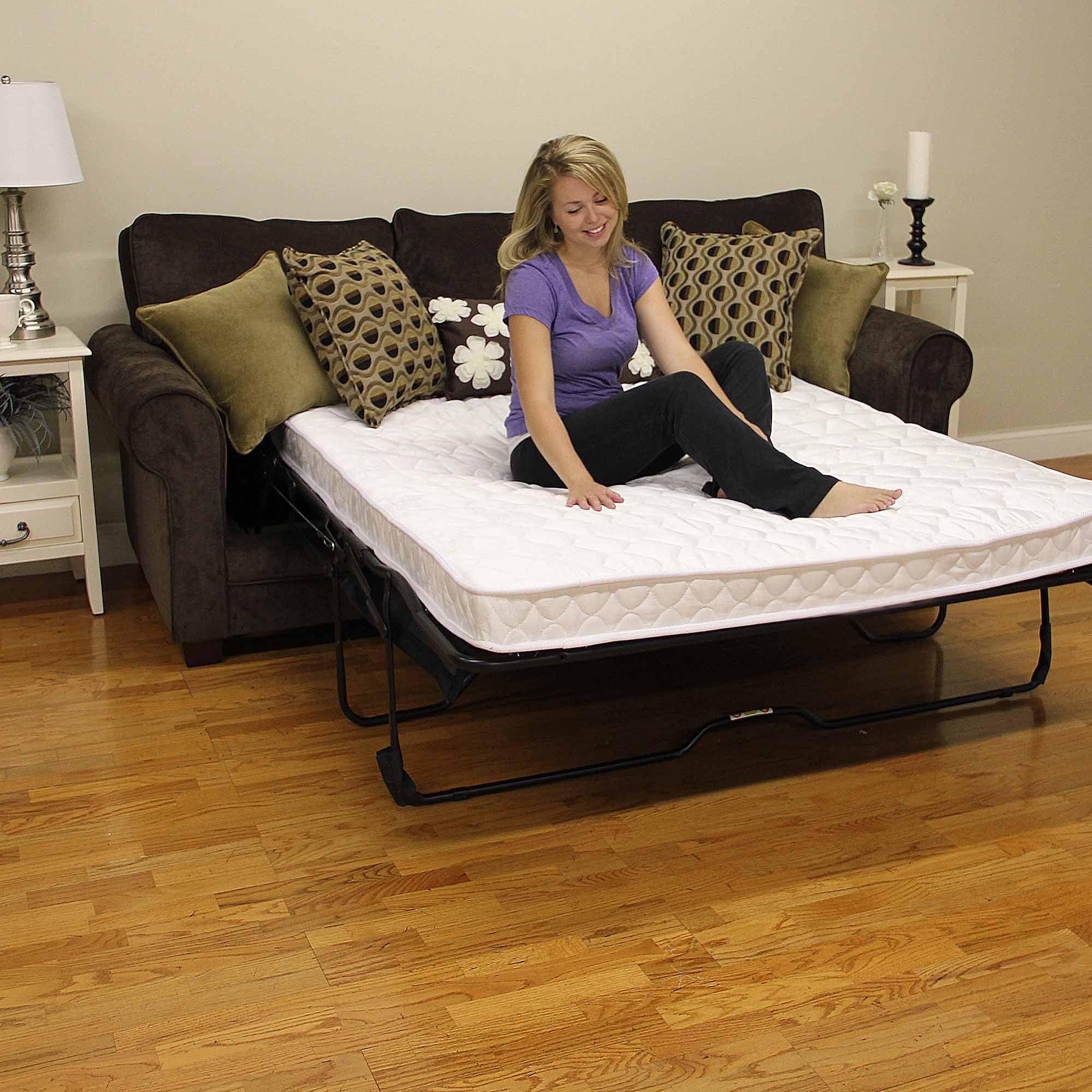 Queen Sofa Bed Mattress Size Functionalities Net ~ Sleeper Sofa Mattress Sizes