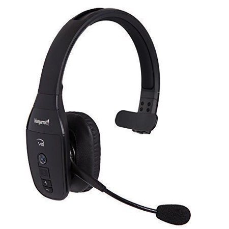 VXI Blue Parrot B450-XT Bluetooth Trucker Headset Voice Control (Best Voice Overs Ever)