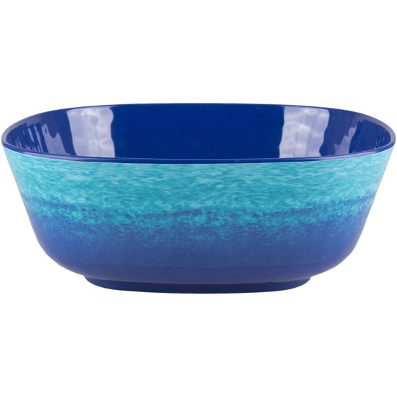 "Better Homes And Gardens 10"" Melamine Large Serving Bowl"