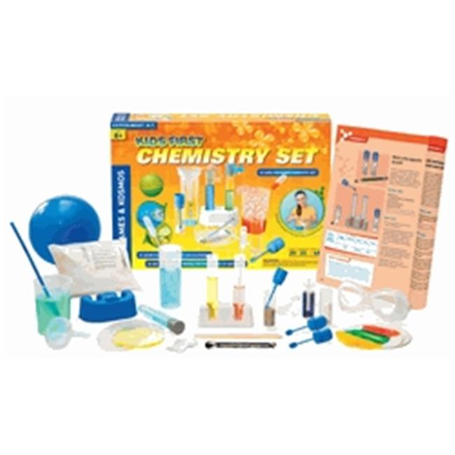 OlympiaSports 17021 Kids First Chemistry Set