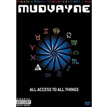 Mudvayne: All Access To All Things (Full Frame)
