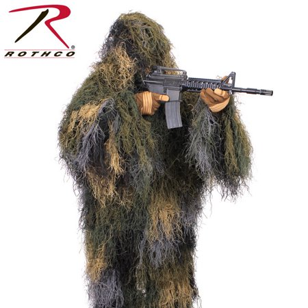 Ghillie Jacket - (Price/EA)Rothco Lightweight Ghillie Jacket-XL / 2XL
