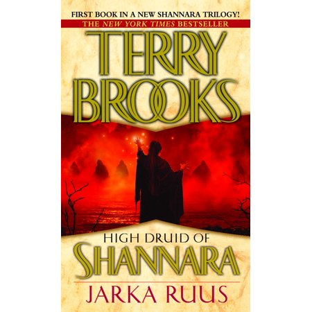 High Druid of Shannara: Jarka Ruus - Origins Of Halloween Druids