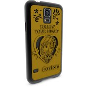 Samsung Galaxy S5 3D Printed Custom Phone Case - Disney Frozen - Anna