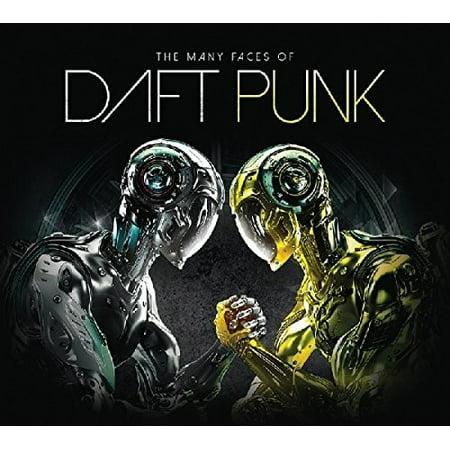 Many Faces of Daft Punk (CD) (Daft Punk Around The World Trap Remix)