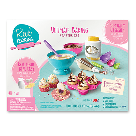 Real Cooking Ultimate Baking Starter Set ()