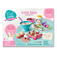 Real Cooking Ultimate Baking Starter Set