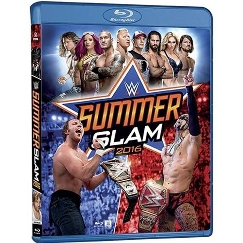 WWE: Summer Slam 2016 (Blu-ray)