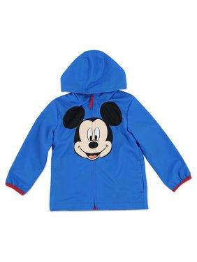 Mickey Mouse Toddler Boy Windbreaker Jacket