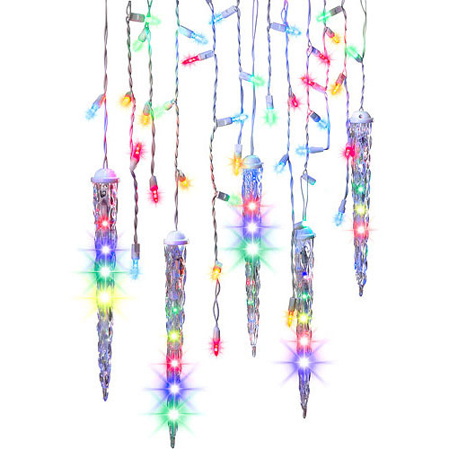 Multicolor Christmas Lights - Walmart.com