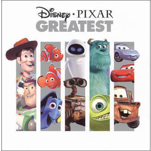 Disney-Pixar Greatest Hits