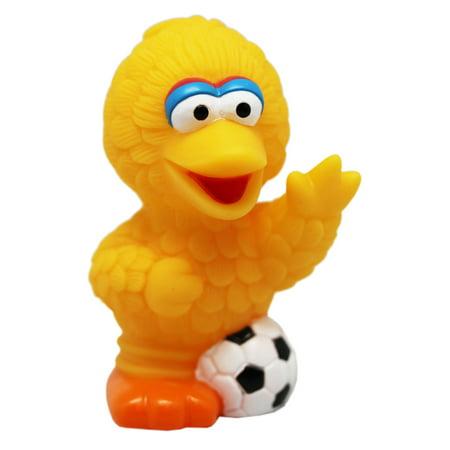 Sesame Street Kid Big Bird Soccer Player Mini Kids Coin - Mini Coins