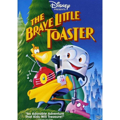 The Brave Little Toaster (Full Frame)