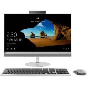 "Lenovo IdeaCentre 23.8"" Touchscreen AIO Computer i7-8700T 16GB 1TB HDD W10H"
