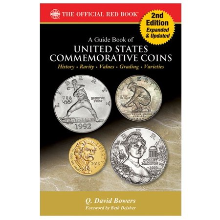 United States Rare Coins - A Guide Book of United States Commemorative Coins