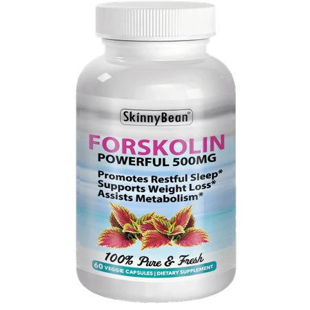 ~ STRONG ~ 500mg FORSKOLIN Extract for Weight Loss Pure (Shaklee Weight Loss)
