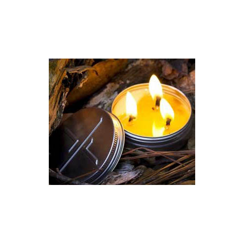 Candletin Slow Burn - Sm Multi-Colored
