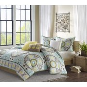 Home Essence Keya 6-Piece Duvet Cover Bedding Set