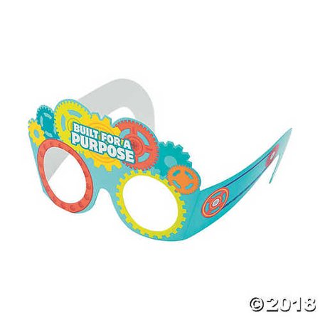 Geared Up for God VBS Glasses - Vbs Tips