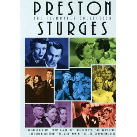Preston Sturges: The Filmmaker Collection (DVD) - Jack And Rod Show Halloween