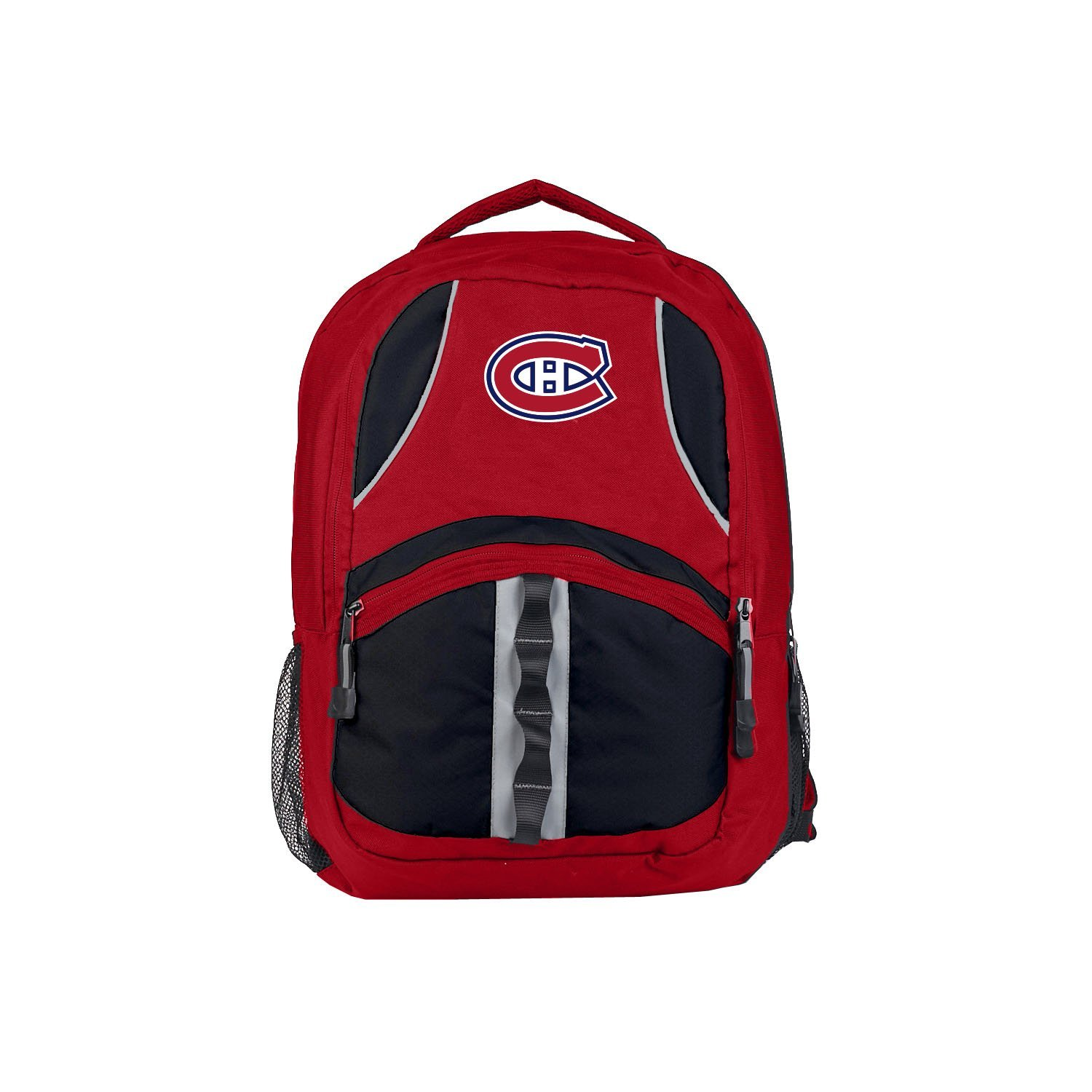 "NHL Montreal Canadiens ""Captain"" 18.5""H x 8""L x 13""W Backpack"