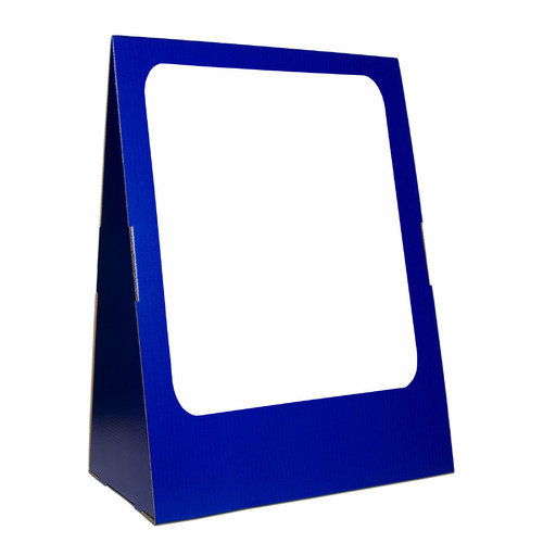 Acco Brands, Inc. Deluxe Spiral-Bound Flip Chart Stand Free-Standing Whiteboard, 3' H x 2' W