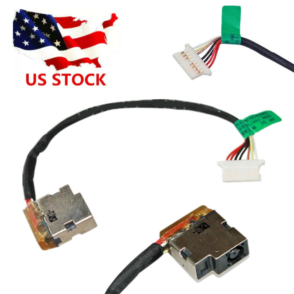 DC POWER JACK charging port FOR HP 15-ac138ds 15-ac139ds 15-ac140ds 15-ac141ds