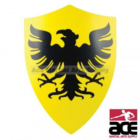 Medieval Crusader Deutschland German Eagle Shield Armor - Walmart.com