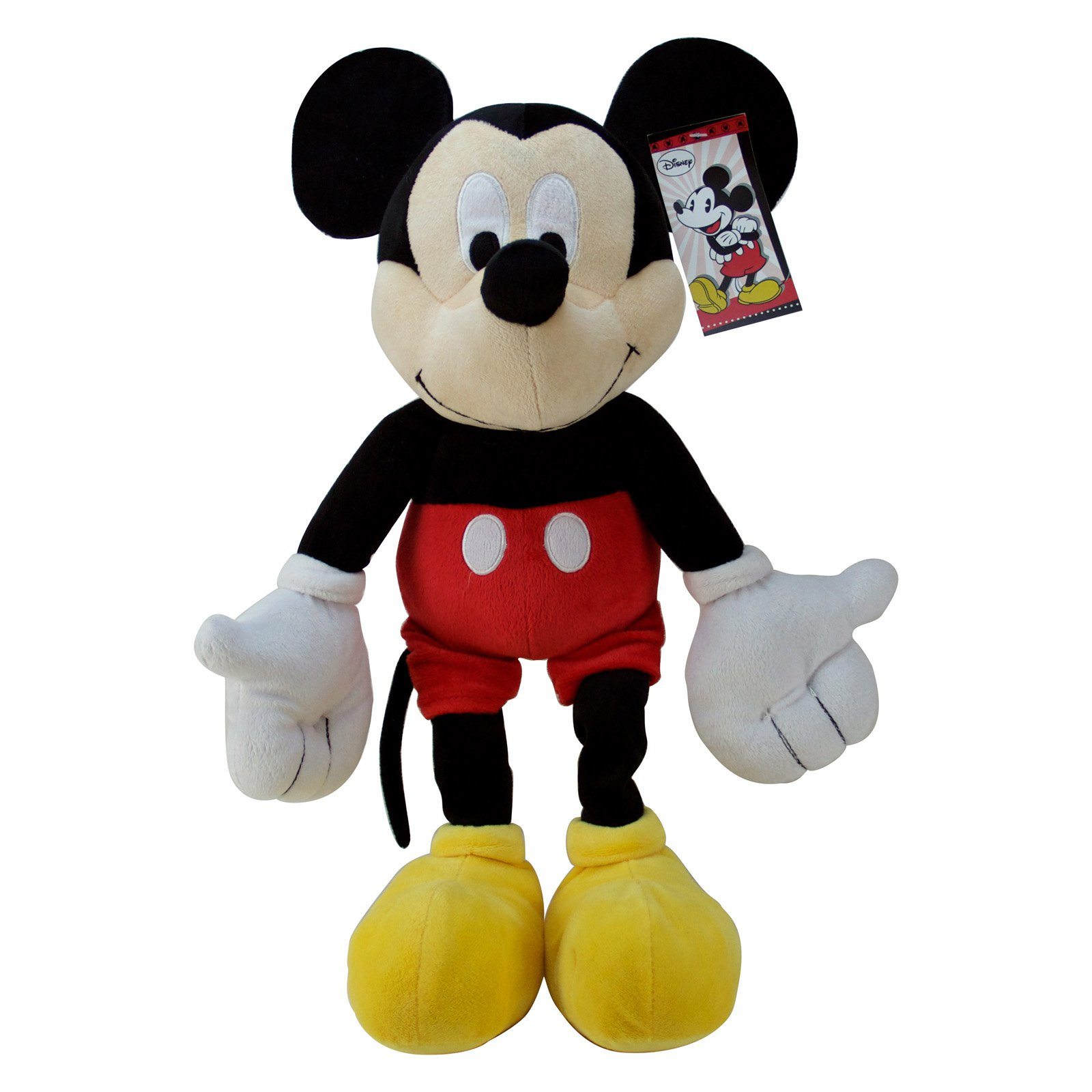 Disney Mickey Classic Plush Pillow Buddy - 15 in.