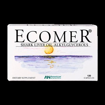 American Nutriceuticals LLC Ecomer Supports Detoxification 120
