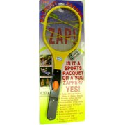 Cmi 20909 The Racquet Bug Zapper Electronic Fly Swatter - Quantity 1