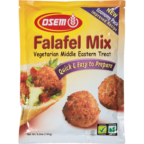Osem Falafel Mix, 6.3 oz, (Pack of, 12)