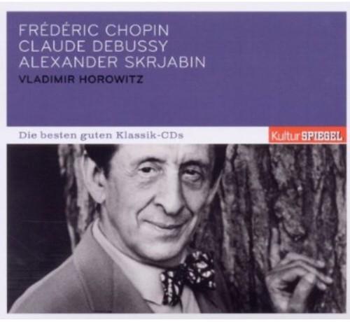 Chopin Debussy Skrjabin Piano Works/Kultur Spiegel