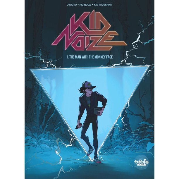 Kid Noize 1. The Man with the Monkey Face - eBook