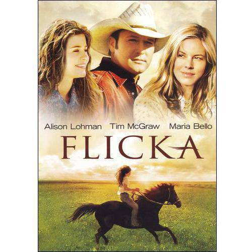 Flicka (Full Frame, Widescreen)