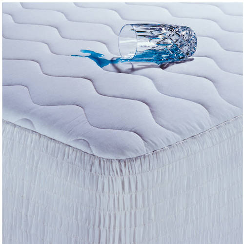 Beautyrest Ultimate Protection Mattress Pad with Clear Fresh
