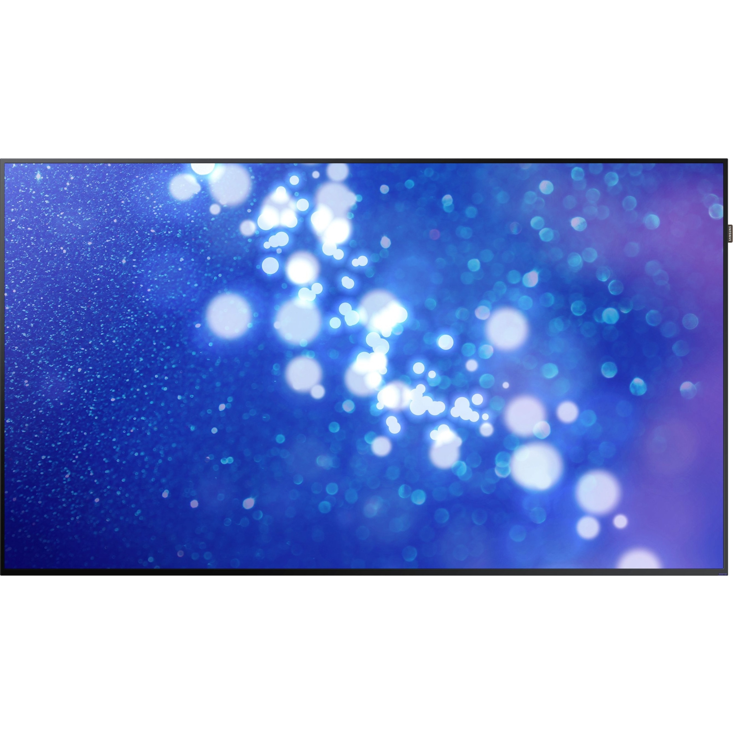 75IN COMMERCIAL LED LCD DISPLAY OPEN BOX B-STOCK SKU NO RETURNS